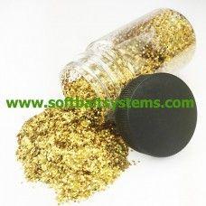 Brokat złoty 30 gram